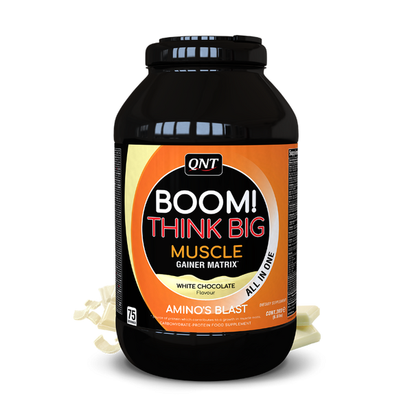 Qnt Boom Muscle Gainer 3kg