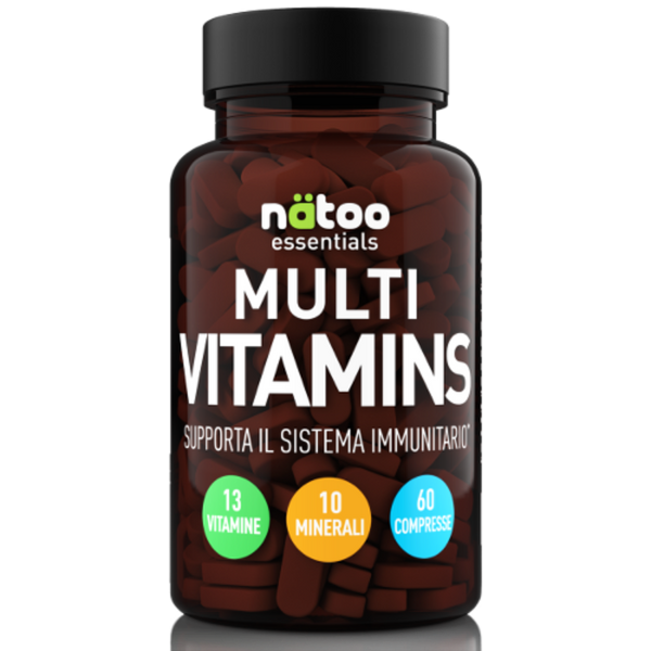 Natoo Multi Vitamins 60cpr