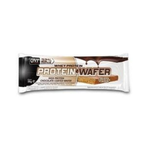 QNT 32% protein wafer belgian chocolate