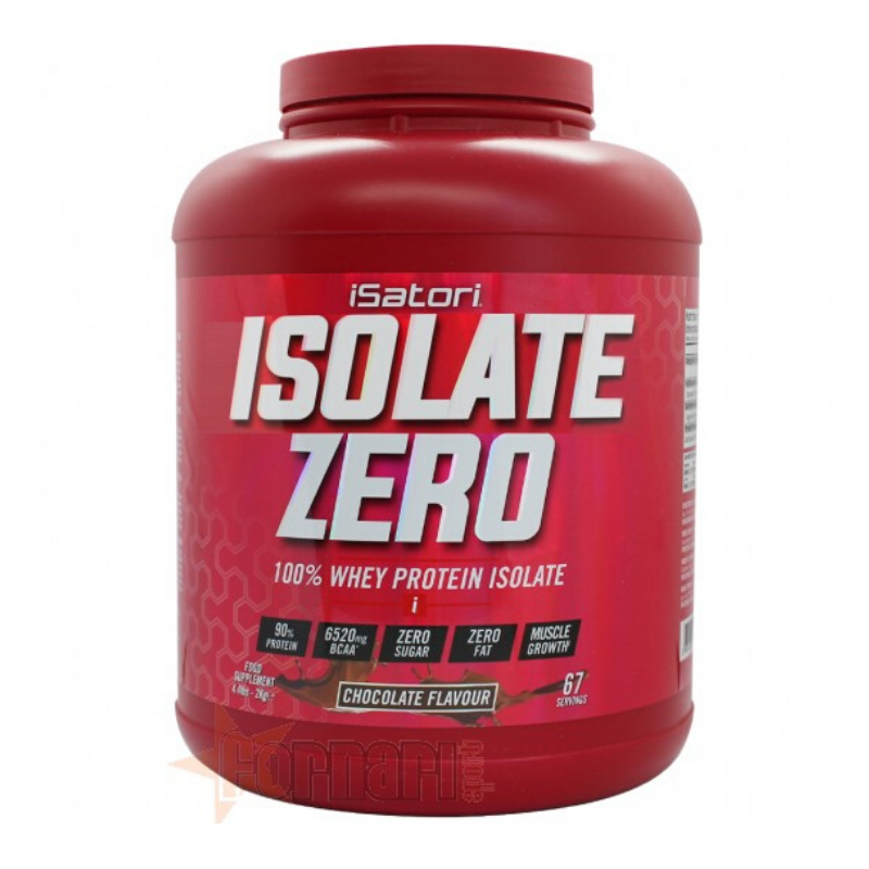 Isolate Zero 100% Whey Protein 2Kg
