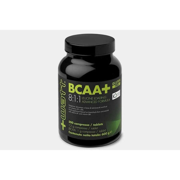 BCAA + 8:1:1 500 cpr