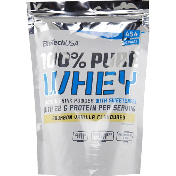 Proteina 100% Pure Whey and BCAA Hazelnut 454gr