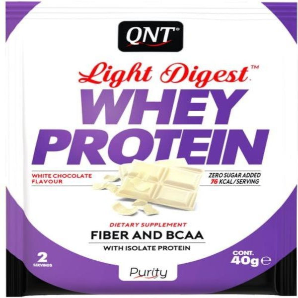 Qnt Light Digest Whey Protein 40g