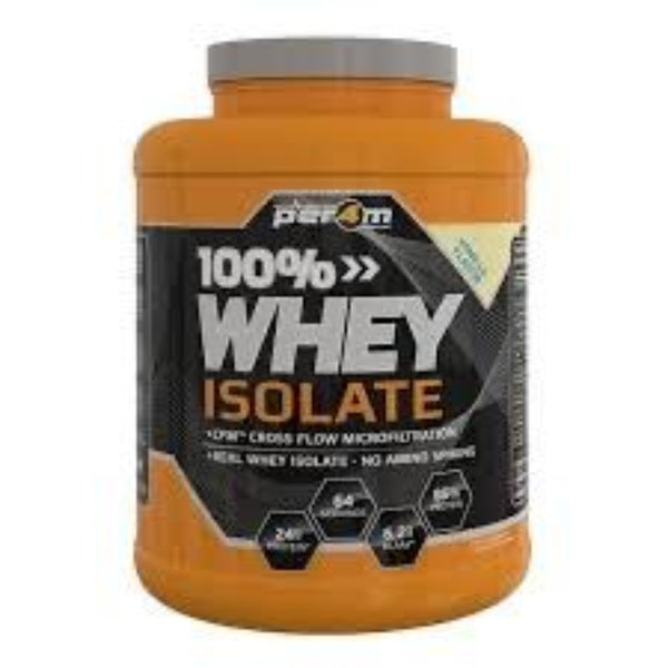 Per4m 100% Whey Isolate 1.8Kg