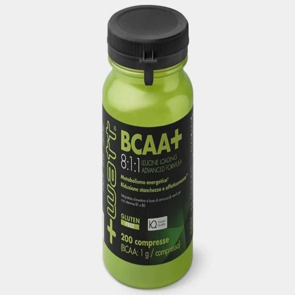 BCAA+Watt  + 8:1:1      200cpr