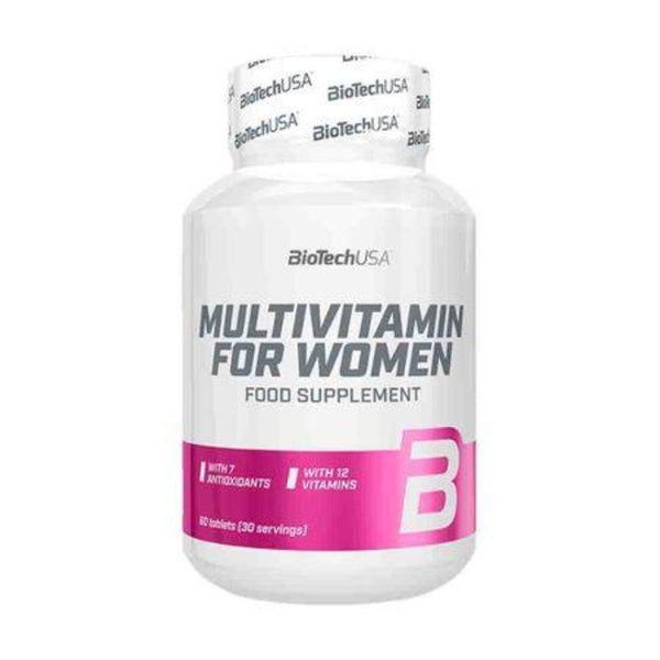 Multivitamin for Women Biotech 60 capsule