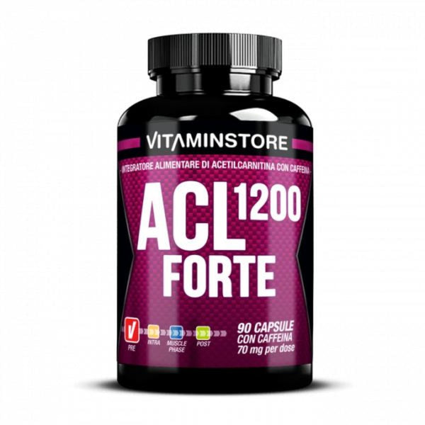 L-Carnitina ACL 1200 Forte 60cps