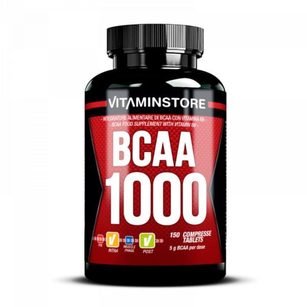 BCAA 1000 100cpr