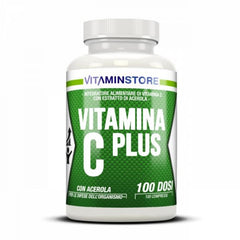 Vitamina C Plus 1050mg 100cpr