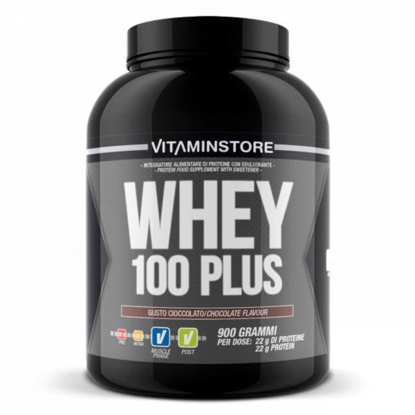 Vitaminstore Whey 100 Plus 900g