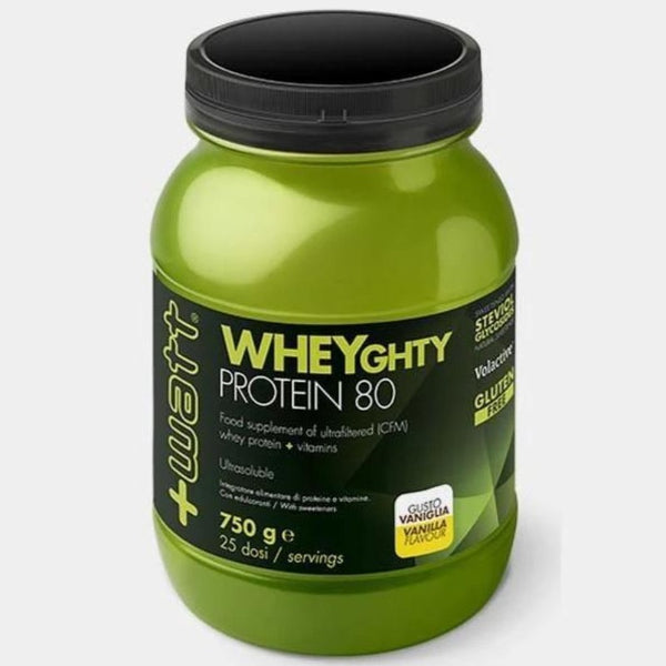 Proteina WheyGhty  80 - 750gr
