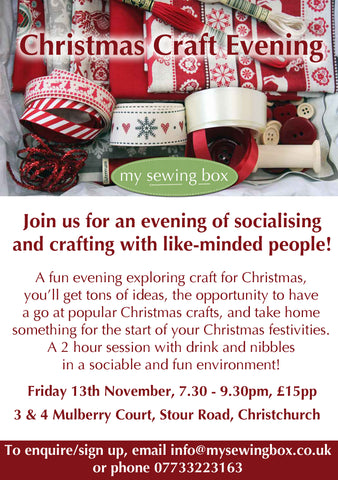 christmas craft event bournemouth