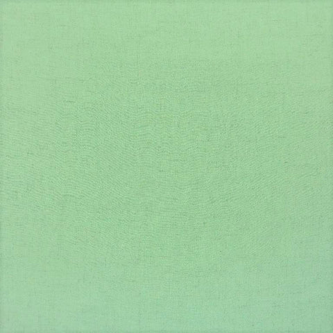 Mint Lightweight Linen Viscose Fabric