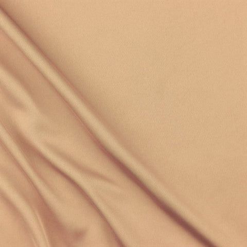Soft Rose Micro Satin Fabric