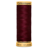 Gutermann Natural Cotton Thread 100m - Col 3022