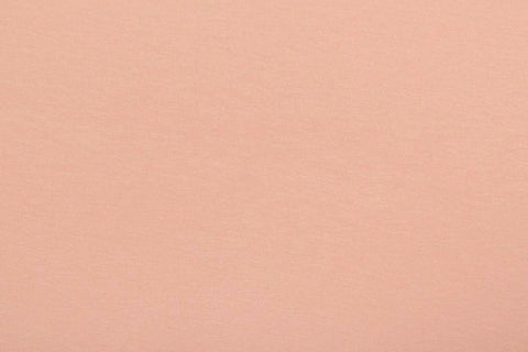 Dusky Pink Plain Viscose Jersey Fabric