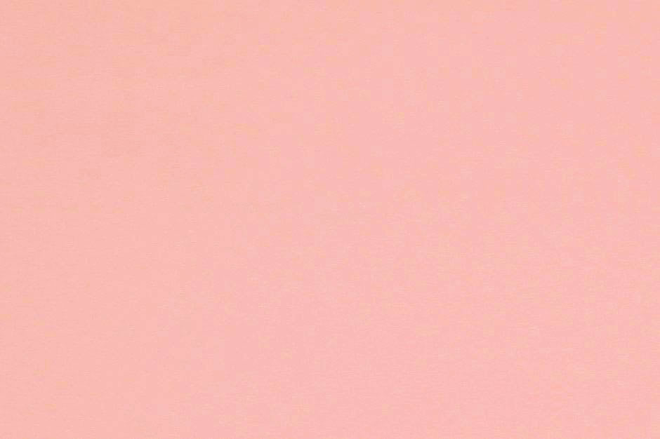 Plain Viscose Jersey - Light Pink