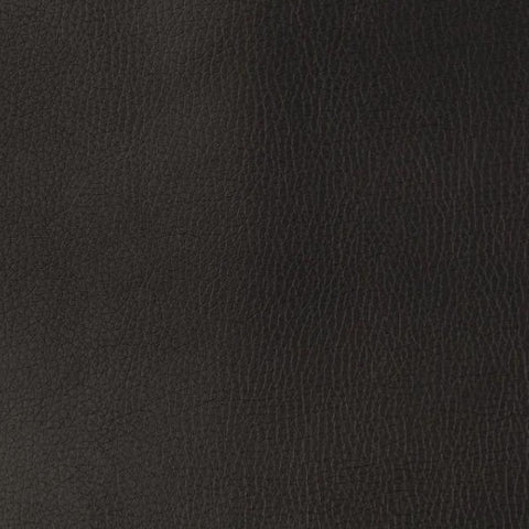 Black Faux Leather Fabric