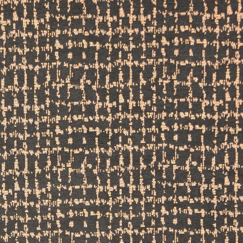 Crackle Bronze Metallic Jacquard Knit Fabric