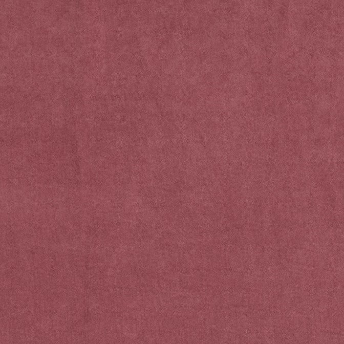 Plain Raspberry Soft Touch Peachskin Fabric