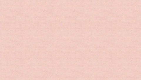 Makower Linen Texture - Pale Pink Fabric