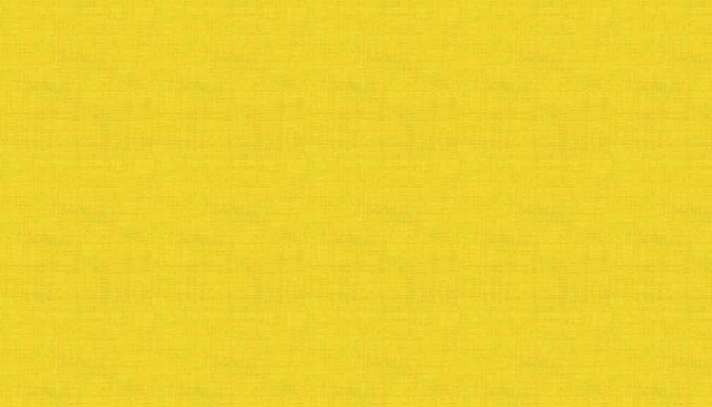 Makower Linen Texture - Sunflower Y4 - 100% Cotton Fabric