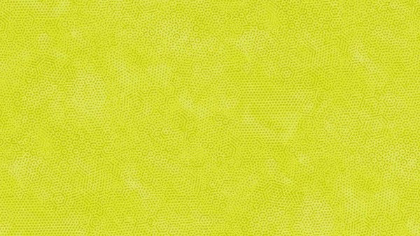 Makower Dimples - Citric - 100% Cotton Fabric