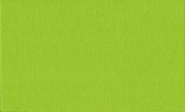 Makower Spectrum - Lime Green G45 - 100% Cotton Fabric