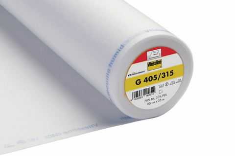 Vilene Easy Fuse Medium Ultrasoft Iron-on Interfacing G405/315