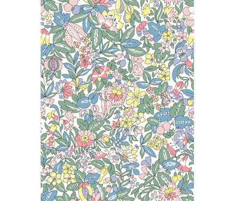 Liberty Flower Show Spring - Hyde Floral - Lasenby Quilting Cotton Fabric