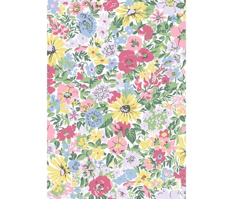 Liberty Flower Show Spring - Malvern Meadow - Lasenby Quilting Cotton Fabric