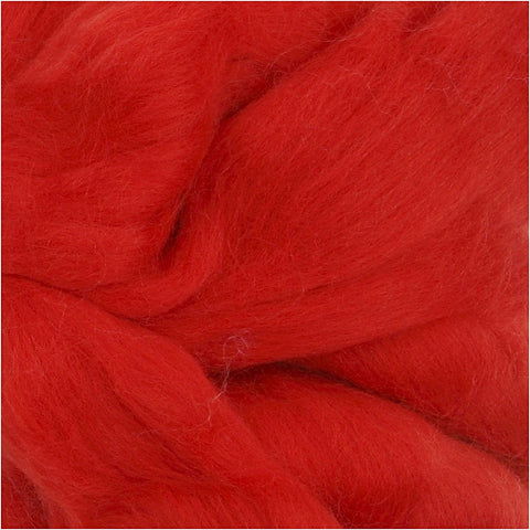 Merino Wool 10g - Christmas Red