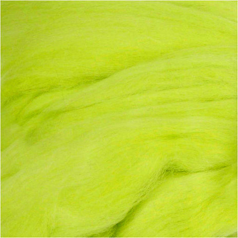 Merino Wool 10g - Lime Green
