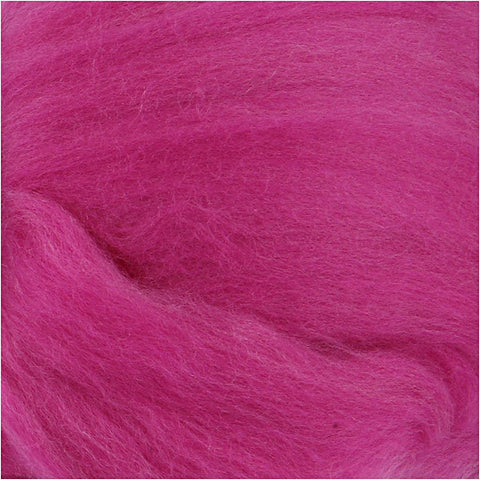 Merino Wool 10g - Bright Pink