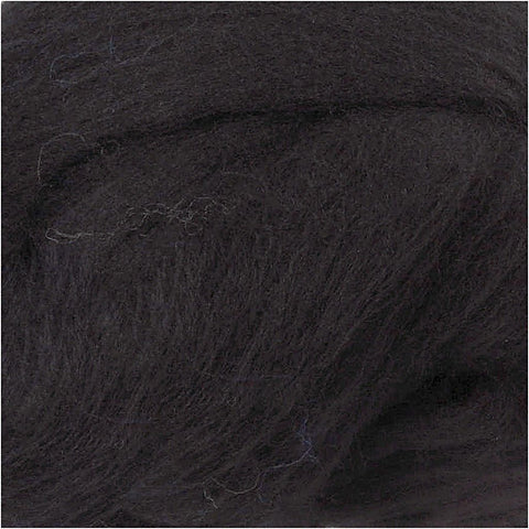Merino Wool 10g - Black
