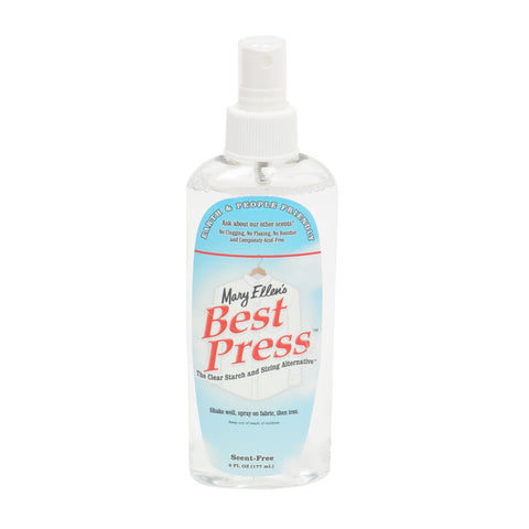 Best Press 6oz Scent-Free Starch Spray