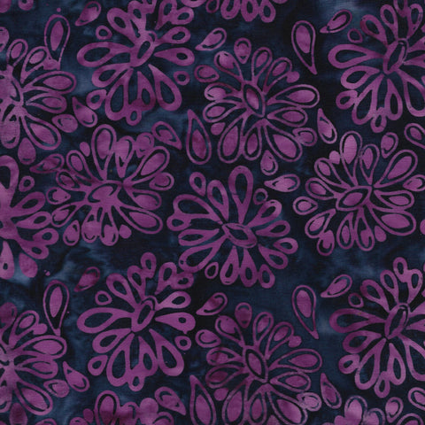 Makower Island Batik - 6/275 - 100% Cotton Fabric