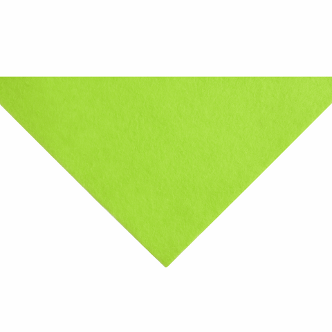 A4 Felt Sheets - Lime Green