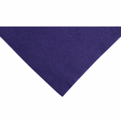 A4 Felt Sheets - Purple