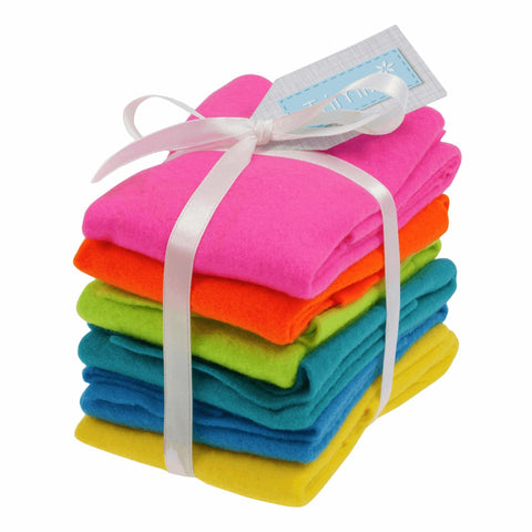 Brights Acrylic Felt Bundle