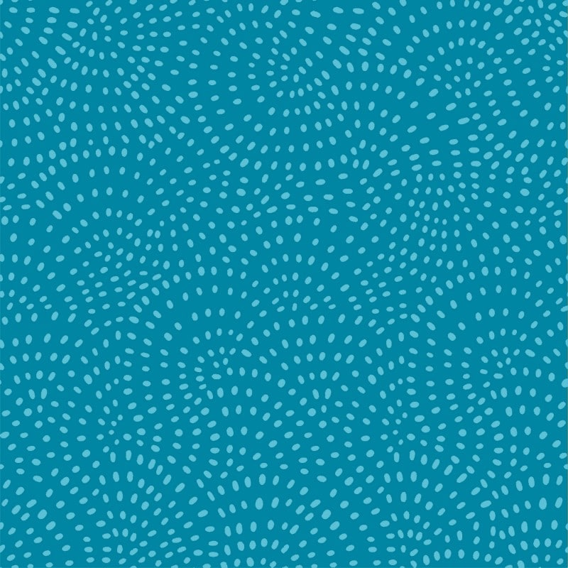 Dashwood Twist - Azure - 100% Cotton Fabric