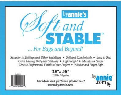 By Annie Soft and Stable 18in X 58in Pack