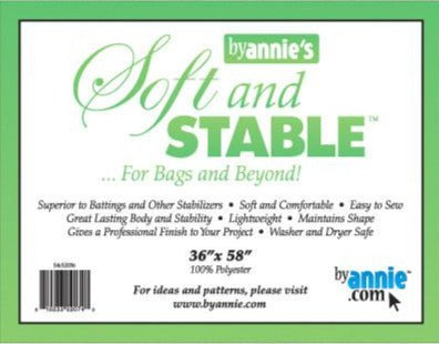 By Annie Soft and Stable 36in X 58in Pack