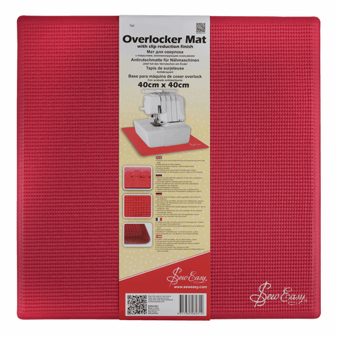 Sew Easy Overlocker Slip Reduction Mat