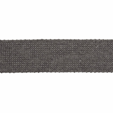 40mm Webbing - Grey