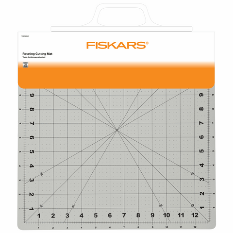 "Fiskars Rotating Cutting Mat 14"" x 14"""