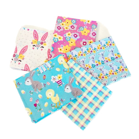 3 Wishes Novelty Easter Fat Quarter Pack
