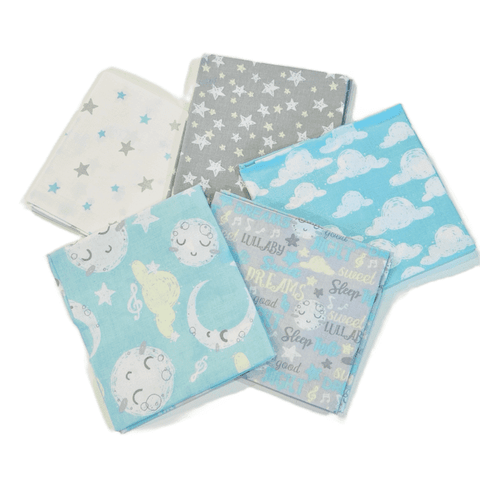 The Craft Cotton Co Goodnight Fat Quarter Pack