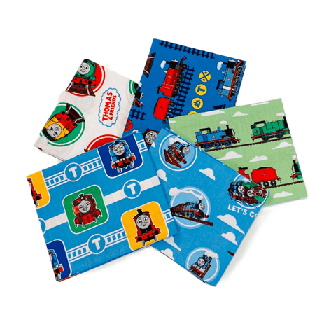 The Craft Cotton Co Thomas the Tank Engine Fat Quarter Pack