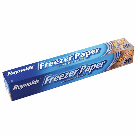 Freezer Paper (cut lengths)